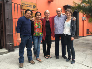 2018 Travel blog 2: Legacies project in Mexico